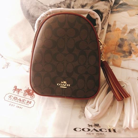 Coach Handbags - Coach Two Way Handbag/Crossbody
